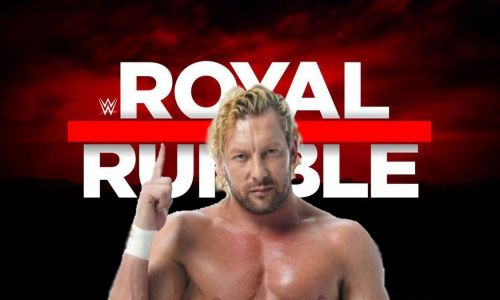 Could Kenny Omega make his debut at the Royal Rumble, just as AJ Styles did before him?