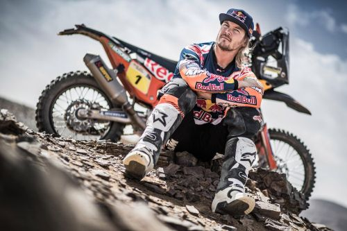 Toby Price's Dakar Rally win is a triumph over obstacles