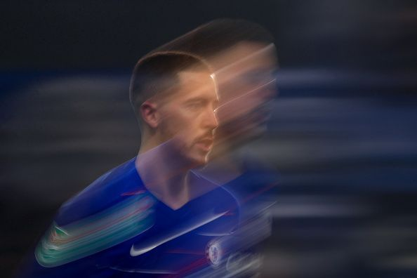 Hazard option fading?