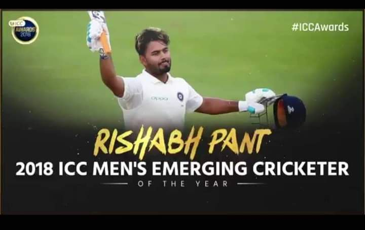 2018 ICC Mens emerging cricketer