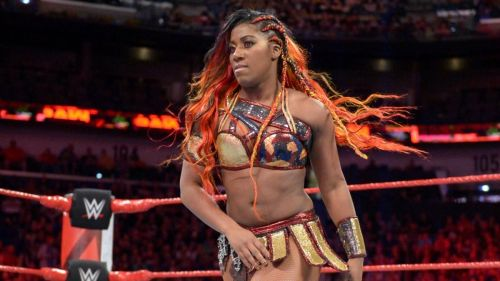 Ember Moon could win the Royal Rumble and jump to SmackDown.