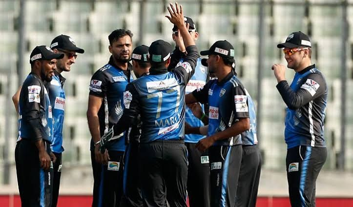 Rangpur Riders aim to keep momentum against Comilla.