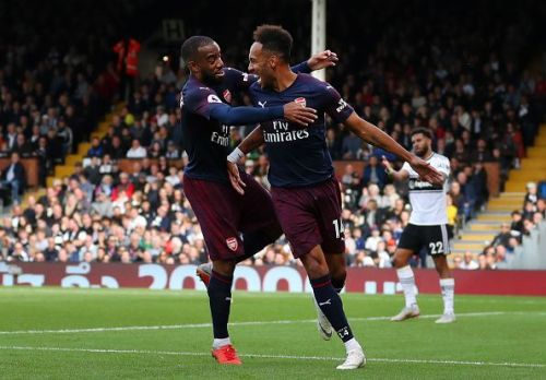 Aubameyang and Lacazette can do much more if they both start together in their natural roles.