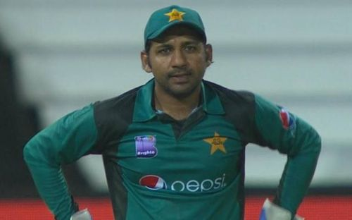 Skipper Sarfraz Ahmed's status is uncertain due to the controversy over his comments