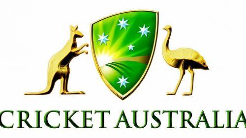 The logo of Cricket Australia