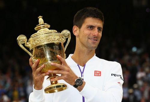 Cementing his legacy: Wimbledon champion (2015)