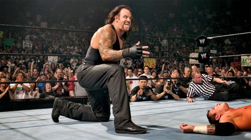 After refusing to break the streak, Randy Orton became another victim of the legendary Undertaker.
