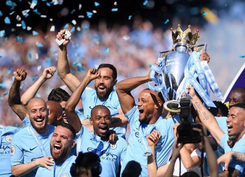 Manchester City became the first centurions in Premier League history