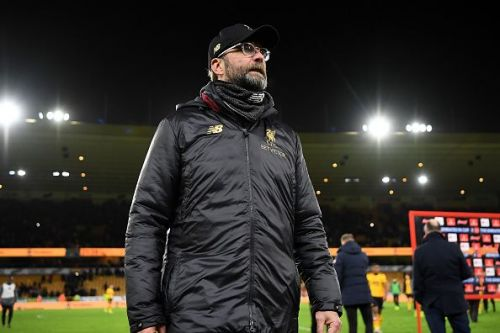 Klopp may be looking to strengthen his squad this month