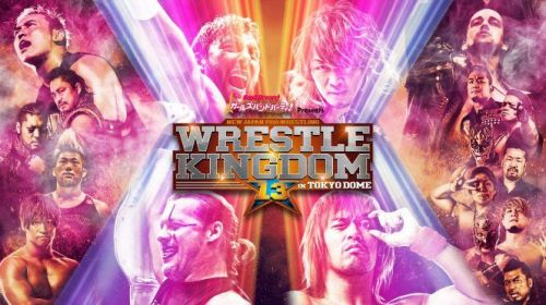 The biggest event of NJPW's calendar kicks off the wrestling year