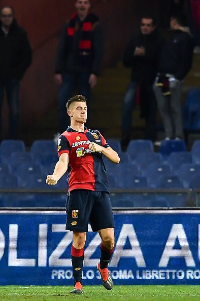 The Polish international will be a big miss for Genoa FC