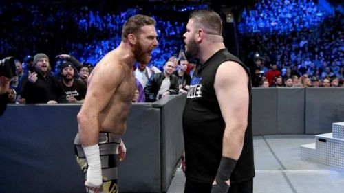 Sami Zayn and Kevin Owens are set to return to WWE television after recovering from their injuries