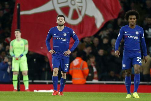 Sarri's Chelsea need a plan B