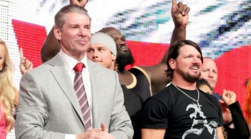 Styles will not be in Vince's good books anymore