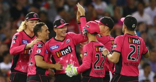 Sydney Sixers' season has been no less than a rollercoaster ride with three wins and three losses in six BBL games