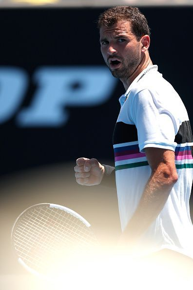 Dimitrov will be looking to make a deep run in the 2019 Australian Open
