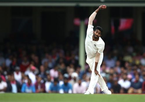 Jasprit Bumrah's unique bowling action is making waves in the cricket community