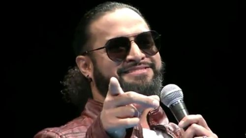 Tama Tonga has a message for his WWE compatriots