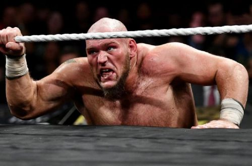 Lars Sullivan's WWE status is up the air