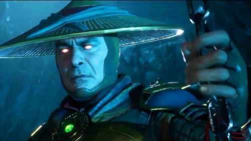 Now full of spite, Raiden looks to rule Earthrealm with an iron fist, and punish anyone who stands in his way