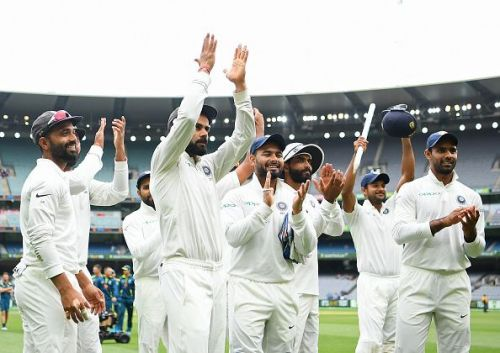 India need to avoid a loss at Sydney in order to clinch their maiden series win on Australian soil