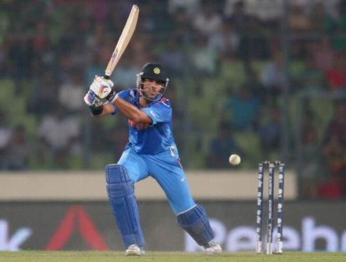 It has been a while that Yuvraj Singh was seen in action in Indian colours