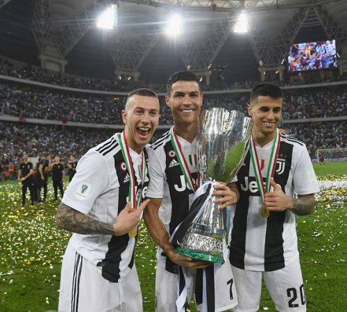 Juventus had won just one of their last four Italian Supercup finals