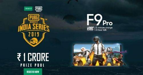 PUBG Mobile India Series 2019