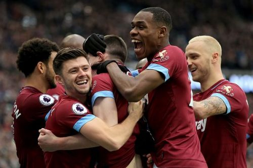 Can the Hammers continue their winning run?