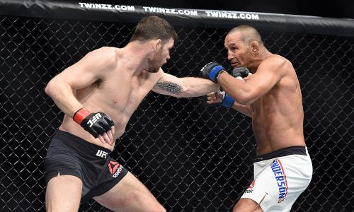 Image result for michael bisping vs dan henderson 2