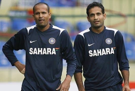 Usuf Pathan And Irfan Pathan