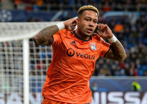 Depay has made his admiration for Chelsea public