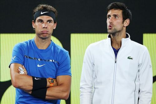 Both Nadal and Djokovic have played some great matches against each other in the past