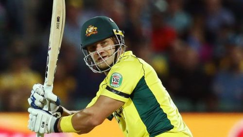 Shane Watson's murderous innings went unnoticed