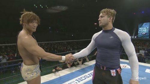 Ospreay vs Ibushi definitely lived up to their expectations