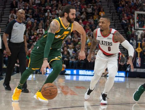 Portland will try to snap Utah's streak of six consecutive victories