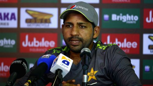 Anti Racism Charge Sarfraz Ahmed Banned For 4 Matches