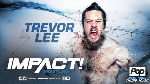Trevor Lee is on his way to WWE!