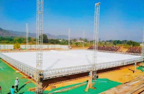 The venue for 66th Senior National Kabaddi Championship.