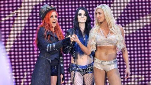 Will we see Paige, Charlotte Flair and Becky Lynch in the same ring at Royal Rumble 2019?