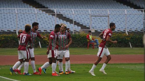 Mohun Bagan won their first two games under Khali
