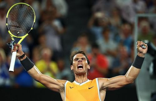 Rafael Nadal is in sublime form