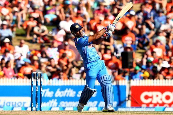 New Zealand v India - ODI: Game 4