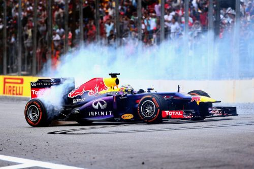 The RB9 is the most dominant car produced by Red Bull ever