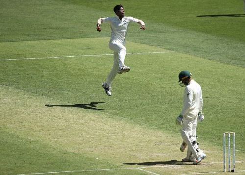 Umesh Yadav had the fastest delivery amongst the top 10 fastest pacers