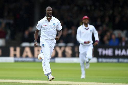 Roach 5 wickets