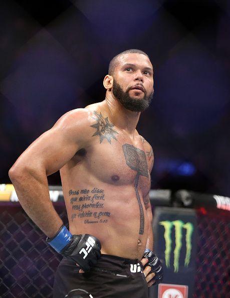 UFC 231 Manuwa v Santos
