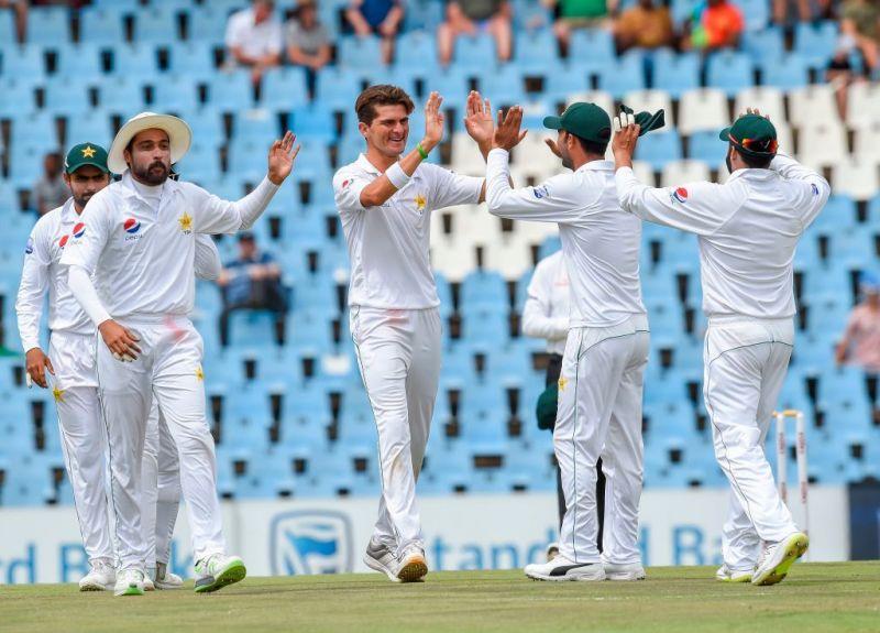 Shaheen Afridi picks 3 wickets