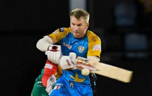 Skipper Warner had a tough task to revive Sylhet Sixers fortunes.