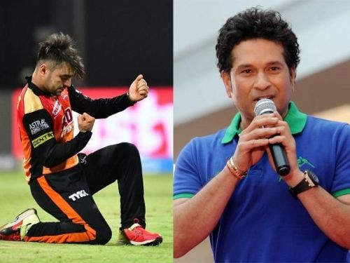 Imagine Sachin Tendulkar facing Rashid Khan in a World Cup game